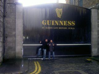 Guiness-gates