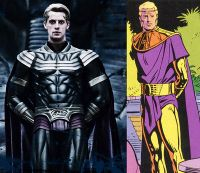 Watchmen+Ozymandias+comic+and+movie+costumes