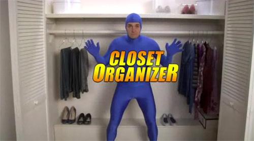 Closet-organizer