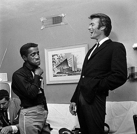 Sammy-Davis-Jr-and-Clint-Eastwood